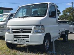 アクティトラック三方開 4WD 5速マニュアル 車検整備付