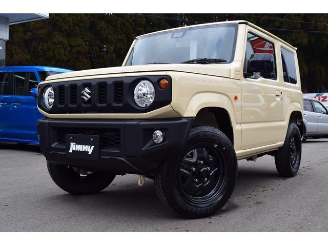 ジムニー(スズキ) XL SUZUKIセーフティーサポート付車 届け出済み未使用車 中古車画像