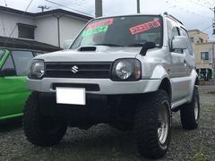 ジムニーワイド4WD 5速MT ターボ 純正オーディオ ETC