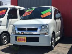 ワゴンRFXリミテッド 4WD 社外オーディオ シートヒーター