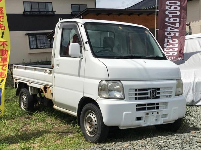 ホンダ アクティトラック SDX 4WD 5速マニュアル 運転席...