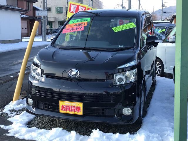 トヨタ Z 4WD ナビ バックカメラ 両側パワースライドドア