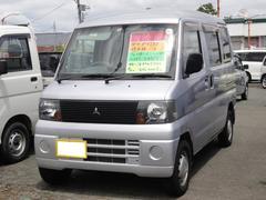ミニキャブバンCD 4WD 5速マニュアル エアコン パワステ