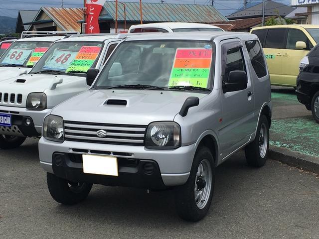 スズキ XG 4WD 5速MT ターボ キーレス