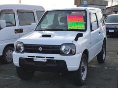 ジムニーXG ナビ 軽自動車 4WD スペリアホワイト AT AC