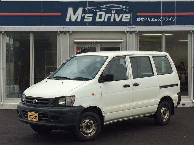 トヨタ DXディーゼル 4WD