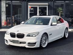 BMW740iコンフォートプラスP WALDエアロ 21インチ