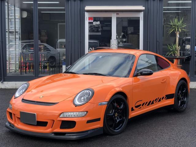 ポルシェ 911カレラ4S GT3RS仕様 サンルーフ