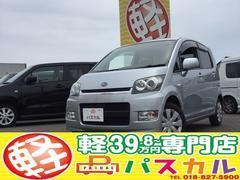 ムーヴカスタム L 4WD 純正オーディオ リモスタ キーレス