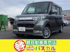 タントカスタムX 社外エンジンスターター 純正アルミ 社外CD