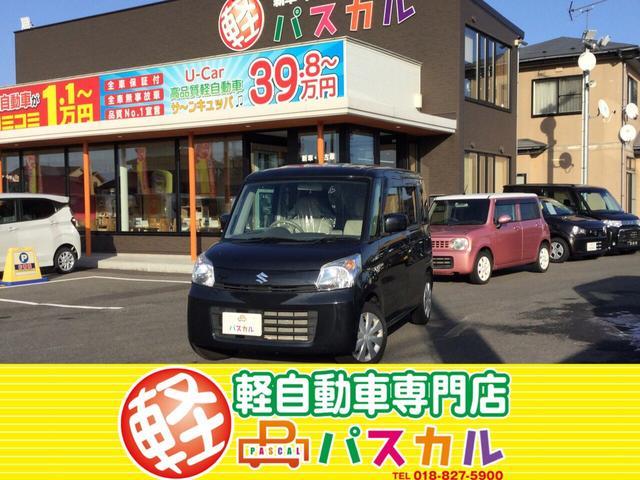 スズキ X 4WD 電動スライドドア プッシュスタート