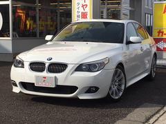 BMW525i Mスポーツパッケージ 黒革 サンルーフ マルチ