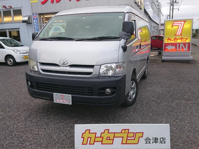 トヨタ DX 社外ナビ バックカメラ ETC 4WD 10人乗り