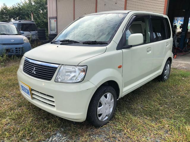 三菱 M 4WD 純正CD シートヒーターキーレス 車検31年9月