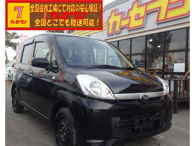 スバル L ブラックインテリアセレクション ベンチシート 2WD