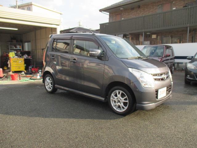 マツダ AZワゴン XSスペシャル 4WD