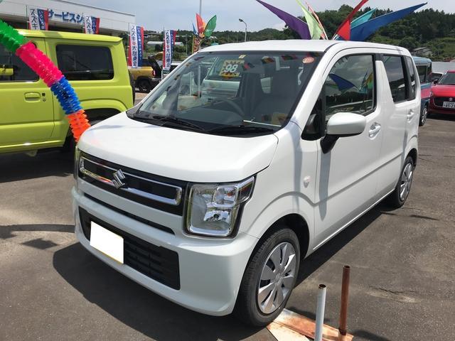 スズキ FA 軽自動車 4WD AT エアコン 4名乗り CD