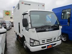 エルフトラックキッチンカー 1.5トン 4WD オートマ 移動販売