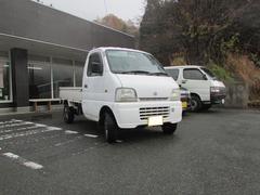キャリイトラック4WD軽トラック!