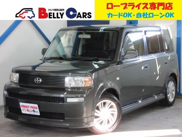 トヨタ bB Z Xバージョン HID ナビ地デジ (なし)