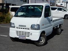 キャリイトラックKU 4WD ワンオーナー エアコン