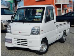 ミニキャブトラックTL 4WD エアコン パワステ マニュアル