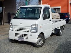 スクラムトラックKCスペシャル4WD ワンオーナー エアコン パワステ
