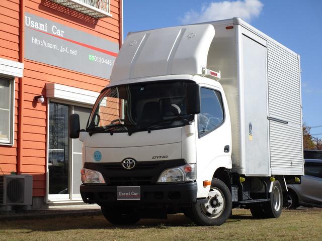 トヨタ 2t アルミバン ETC ナビTV バックカメラ