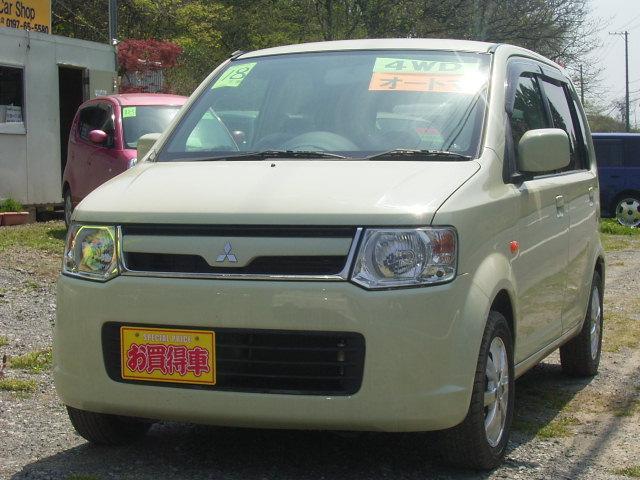 三菱 M 4WD 純正オーディオ シートヒーター