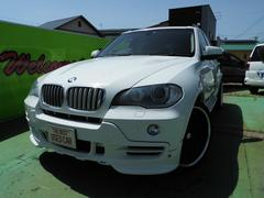 BMW X5xDrive 48i 4WD 社外22AW 社外足廻り