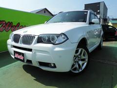 BMW X32.5si Mスポーツパッケージ 4WD エンスタ 純正AW
