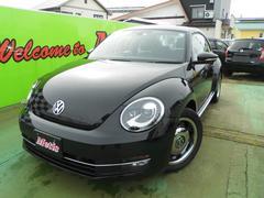 VW ザ・ビートルビター 限定車 社外ナビTV オートAC ETCワンオーナー