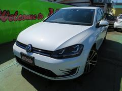 VW ゴルフGTEベースグレード 純正ナビ バックカメラ Pスタート ETC