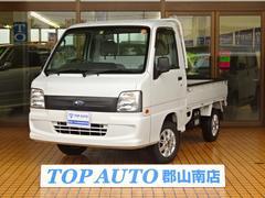 サンバートラックTB 4WD 5MT 社外アルミ 保証付