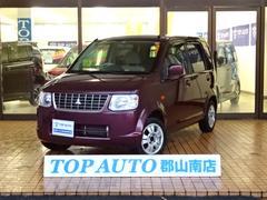 eKワゴンG 4WD CD シートヒーター 社外AW 保証付
