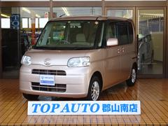 タントX 4WD 純正ナビ スマキー TV 保証付