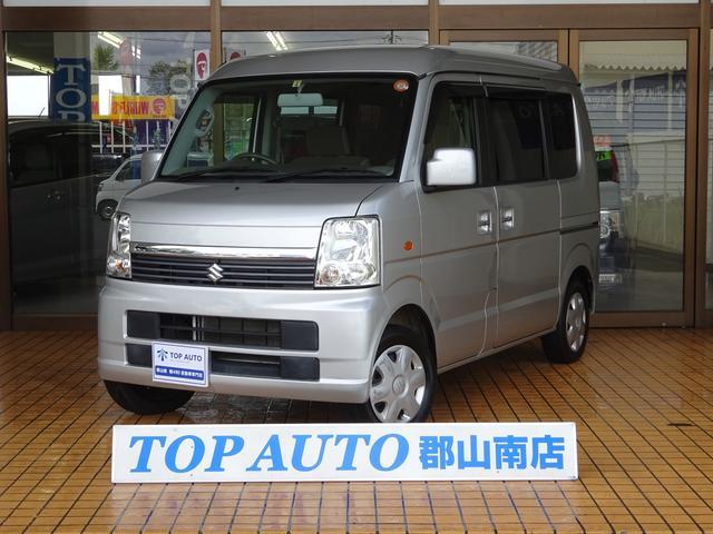 スズキ JP 4WD ハイルーフ 車いす仕様 福祉車両 保証付