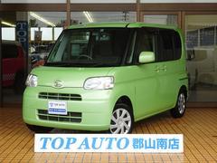 タントXスペシャル 4WD ETC レベライザー CVT 保証付