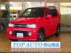 テリオスキッドキスマーク キスマーク 4WD 5MT CD ABS 保証付