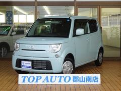 MRワゴンG 4WD 社外CD CVT シートヒーター  保証付