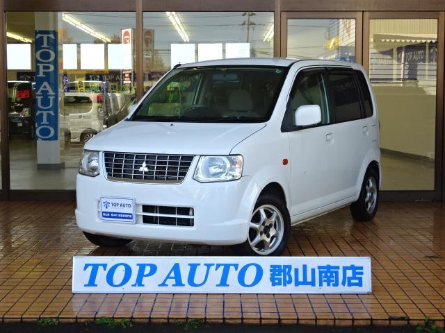 三菱 M 4WD Tベル交換済み CD ETC 社外AW