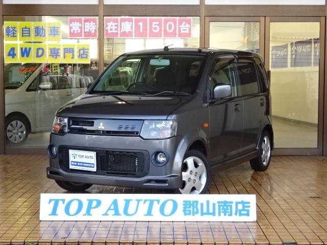 三菱 R 4WD ターボ HID AUX シートヒーター 保証付