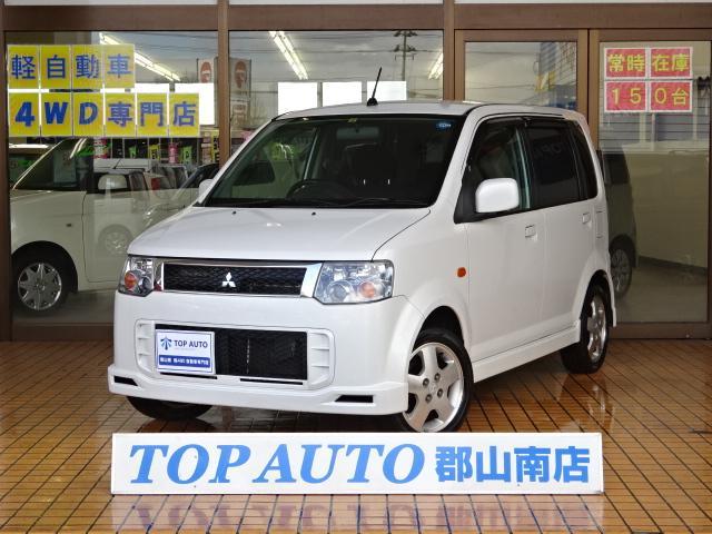 三菱 R 4WD ターボ CDMD 純正アルミ エアロ 保証付
