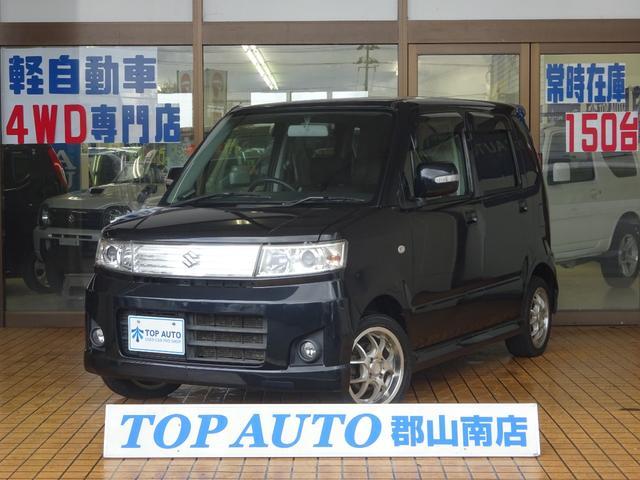 スズキ T 4WD ターボ CD ETC スマートキー