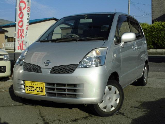 日産 Q 4WD CD キーレス ABS タイミングチェーン