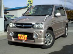 テリオスキッドキスマークL 4WD ターボ CD キーレス