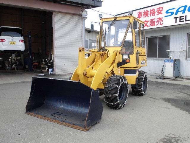 日本その他 コマツ ホイールローダー WA30-3 タイヤショベル