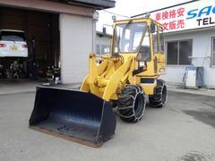 日本コマツ ホイールローダー WA30−3 タイヤショベル