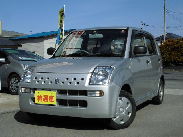 スズキ E 4WD マニュアル5F CD ABS