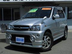テリオスキッドテリオスキッド×キスマーク 4WD ターボ ナビ キーレス